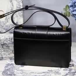 impressão de revistas Desconto Bolsas de grife moda de couro retro um ombro-fivela fivela fivela saco diagonal pacote designer bolsa com caixa