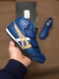 Canada 2019 top box Asicses OnitsukaTiger Chaussures Enfants Running Chaussures Garçons Filles Chaussures Enfants Original Designer Sneakers Sport taille 27-35 Offre
