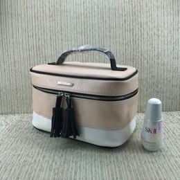 Großhandel Frauen Kosmetik Make-up Tasche Designer Travel Pouch Make-up Tasche Damen Clutch Geldbörsen Kulturbeutel von Fabrikanten