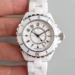 2019 женские черные модные часы Топ Леди Белый Черный Керамические Часы Высокое Качество Кварцевые Модные Изысканные Женские Женские Часы Наручные Часы дешево женские черные модные часы