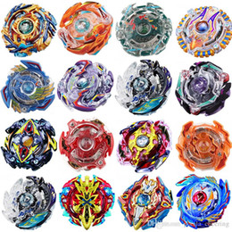 beyblade plastic fusion Promo Codes - Beyblades 10PCS Burst Toy Without Launchers Arena Beyblade Toupie Bayblade Metal Fusion Avec Lanceur Good Spinning Top Spinner Bey Blade Toy