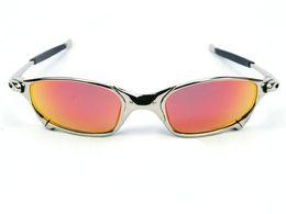 Romeo Ciclismo Gafas de sol Aolly Juliet X Metal Deporte Gafas de montar Oculos ciclismo gafas Consigue un regalo gratis desde fabricantes