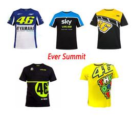 Bicicleta de montaña t shirts online-Jerseys de ropa de ciclismo Nuevo desgaste VR popular Camiseta de ciclismo de bicicleta de montaña Ropa de ciclismo de fondo de carrera Velocidad de carrera en seco
