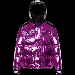 Argentina Espesado al aire libre Canadá hasta la chaqueta de bombardero de alta calidad para los hombres corto delgado chaquetas para hombre de la chaqueta de invierno Monclair MONLAR WELLENSTEYN Suministro