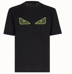 marchio top bag Sconti 19ss Brand Designer T-shirt per Uomo donna Moda rivetto piccolo mostro Borsa Bugs occhi stampa t shirt Uomo Luxury hip hop Casual top tees