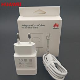 huawei ehre p6 Rabatt Original huawei 5v 2a EU Ladegerät + micro USB-Datum-Kabel für Nova 2i 3i ehre 8x 7c 7x 7a 6a 5x p6 p7 p8 P9 P10 lite paaren 7 8 S Y6