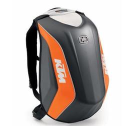 2018 Жесткий Углеродного Волокна Водонепроницаемый Shell мотоциклетные рюкзаки локомотивные сумки для KTM OGIO Mach Гонки на Мотоциклах рюкзак от