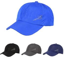caminhadas chapéus Desconto Esportes ao ar livre Cap Para Pesca Chapéu Ciclismo Caminhadas Proteção Solar Boné de Beisebol para Homem Mulher Acessórios de pesca