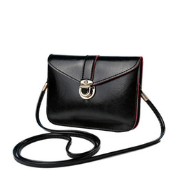 0f27dacfdc97 Cheap 2019 Hot Famous Designer Brand Bag Women Leather Handbags Simple and  Generous Zero Purse Bag Single Shoulder Messenger Phone Bag