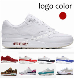 2019 aire de lujo nike air max 87 shoes 2019 nuevo 87 Atmos WATERMELON 87 Aniversario 1 Piet Parra 87 Premium lunar 1 DELUXE Zapatillas de deporte para hombre al por mayor al aire libre 36-45 aire de lujo baratos