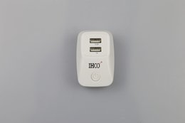 зарядное устройство для цифрового липо Скидка IHOO Smart Charge C922 Обменный телефон Зарядки 5 В 2.2A Выход Портативный многопортовый USB настенное зарядное устройство