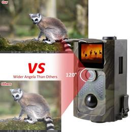 12mp scouting camera Desconto 2018 Nova HC550A Caça Câmera 12MP 940nm Visão Noturna MMS GPRS Scouting 2G / 3G Armadilha Infravermelho Game Hunter Cam VS HC500A
