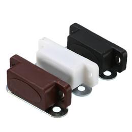 индикатор разряженной батареи Скидка 2шт дверь магнитный защелка пластиковый шкаф шкаф держатель стопора самоустанавливающийся мебельная фурнитура