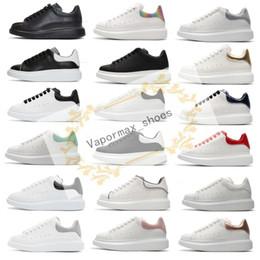 Designer Männer Frauen Turnschuh Freizeitschuhe Mode Plattform Turnschuhe Luminous Fluorescent Schuh Schlange Zurück Leder Chaussures Gießen Hommes