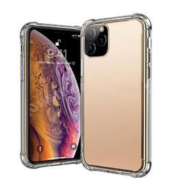 super telefone Rabatt Super Anti-Klopf-weiche TPU transparente freie Telefon Fall Schützen hockproof für iPhone 11 pro max XS 7 8 6 Note 10 9 S10