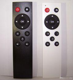 vc lcd tv Rebajas 10 unids FM4S 2.4 GHz Juego inalámbrico Fly Air Mouse Control remoto de televisión inteligente USB 2.0 para Android TV BOX