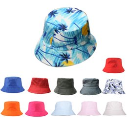 78c0e22e427 FASHION Hunting Boonie Bucket Hat Unisex Fishing Polyester Holiday Simple  Travel Men Women Visor Camping Summer Cap