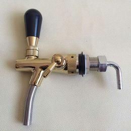 rubinetti da birra bar Sconti Nuovissimo stelo standard per birra alla spina, con compensatore, controllo di flusso per bar o birra fatta in casa