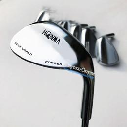 2019 cuñas de golf TW-W Golf Wedges 7degree Selección arbitraria Wedges diestros Steel Golf cuñas de golf baratos