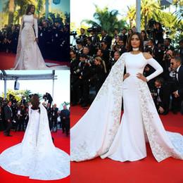 kleider sonam Rabatt Sonam Kapoor in Promi-Abendkleidern von Ralph Russo mit rotem Teppich und langem Wickelkleid mit 2020er Luxusstickerei in indischem Arabisch