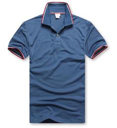 moda france Desconto 2019ss New hot arrivel verão homens mon Luxurys marcas polo t-shirt moda t-shirt de manga curta homens polos clássicos france style19