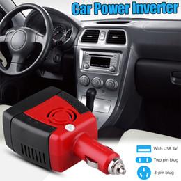 Canada Unviersal super pratique 12V au convertisseur de port USB 2.1A de puissance de voiture d'inverseur 5V 2.1V de 110V 220V 150W cheap 12v car power inverter Offre