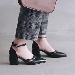 zapatos de vestir amarillos Rebajas YMECHIC Correa de tobillo Zapatos de tacón alto Zapatos de mujer Zapatos de vestir de oficina Amarillo Verde Negro Mujeres Tacones Altos Bombas Tallas grandes Verano 2019