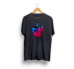 Зверский бас Vulfpeck Джо дротик гитара старинные Мужчины Женщины футболка Футболка TeesFunny бесплатная доставка мужская повседневная футболка от