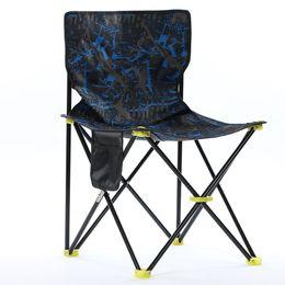 2019 faltender wanderstuhl Camping Klappstuhl Ultraleichte Aluminiumlegierung mit Tragetasche zum Wandern, Angeln Camping Angelstuhl günstig faltender wanderstuhl