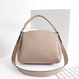 bandolera floral patrones Rebajas Más nuevo bolso de lujo Babylone BB Designer Bag Bolso bandolera de cuero genuino Alfabeto Patrón Tamaño 25x23x14 Cm Modelo M51224