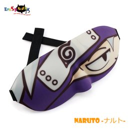 2b02ddad Boys Costume Accessories Cute Eye Mask For Sleeping Naruto Pikachu Anime  Cosplay Funny 3D Eyeshade Cover Rest Sleep Eye Mask Sleeping Lovely
