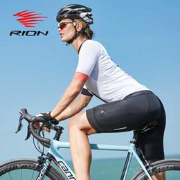 frauen radfahren strumpfhosen Rabatt Rion Frauen Radfahren Shorts Spandex Jersey Unterwäsche Mountainbike Mtb Downhill Reflektierende Sicherheit Pad Strumpfhosen Fahrrad Frauen Shorts