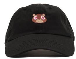 Visiere dell'esercito online-Più nuovo arrivo Orso papà cappello visiera curva donne Casquette Baseball cap Gorras cappelli regolabili per Caps uomini osso Snapback hip hop di alta qualità