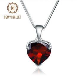 Or 18K sur Argent 925 6.1 ct Grenat /& Diamant Carré Pendentif