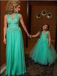 Vestidos de fiesta para mama y nina
