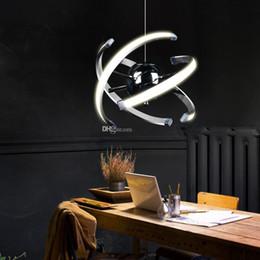 acrylkugel pendelleuchte Rabatt LED Ball Pendelleuchte 23 Watt Moderne Acryl Küche Lampe 85-265 V Esszimmer Hängen Beleuchtung Einstellbare Stil Luxture