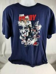 pré possuído Desconto Pre-Owned camisa dos homens da equipe camisa de vestuário S / S T-shirt tamanho 2XL - RN # 119208