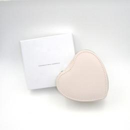 2019 affichage pandora Luxe Pandora Charmes Bracelet Boîtes À Bijoux En Cuir Originales Sacs Cadeau De Mode Haut De Gamme En Cuir Coeur Affichage Boîte D'emballage affichage pandora pas cher