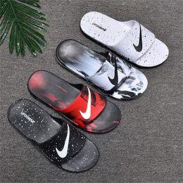 NOVA Sports Brand Designer chinelos Chinelos de Verão dos homens Conforto Respirável Slides com bolhas de ar Sandálias TAMANHO 40-45 com caixa de