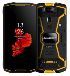 "2019 4g de smartphone robusto Versão global S12 Pro IP68 Waterproof 4G Mobile Phone 5,99"" Screen 8000mAh Android 9.0 helio P70 Octa núcleo robusto Smartphone"