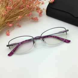 18665e6ad29176 2019 designer halb randlose brillen 2019 luxus frauen sonnenbrille berühmte  designer halbrandlose mode brille hohe qualität