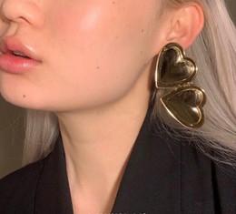Ohrringe machen online-Peter do designer hochwertige mode persönlichkeit damen liebe box ohr nägel ohrringe