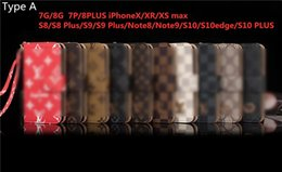 2019 casos de iphone de halloween Funda iPhone XS Max para iPhone 6 7 8 Plus X Xr Xs PU Funda de teléfono móvil de cuero Samsung S8 S9 S10 Plus S10E M62006 casos de iphone de halloween baratos