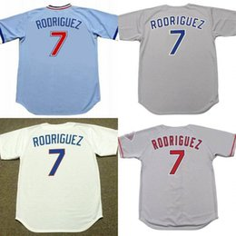 low priced 32488 e48da Wholesale Ivan Rodriguez Jersey - Buy Cheap Ivan Rodriguez ...