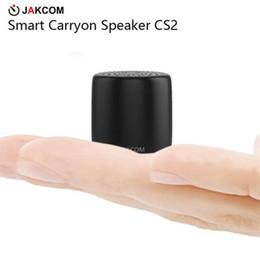 Argentina JAKCOM CS2 Smart Carryon Speaker Venta caliente en amplificadores como sonido estándar ca20 caja de música para botle juguetes para bebés Suministro