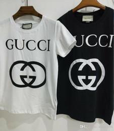 d70ac7ced3213 19SS Marca de lujo Diseñador para hombre T-shirt Hip Hop Estilo clásico  Tshirt Tee label Ropa Justin Bieber Impresión de letras camiseta camisas de  estilo ...