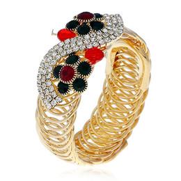 2019 braccialetti di evento all'ingrosso Gli accessori di stile nazionale registravano la gioielleria di esplosione del braccialetto del diamante selvaggio di modo delle donne del braccialetto della primavera della personalità aperta del braccialetto