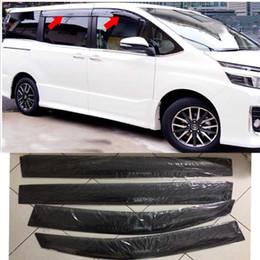 cubierta mazda espejo Rebajas Protector contra la lluvia para Toyota Noah VOXY Esque 80/70 Series