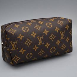 borse cosmetiche di marca all'ingrosso Sconti Borsa da viaggio per designer di cosmetici da donna di marca di cosmetici all'ingrosso organizzatore borsa da trucco borsa da donna borsa da toilette per organizzatore