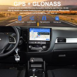 honda civic dvd tv gps Promotion GPS de voiture 2 din android pour Mitsubishi Outlander 2013 - dvd de voiture unité centrale radio de navigation 2018 multimédia 4Go + 32Go 64bit PX5 8-Core